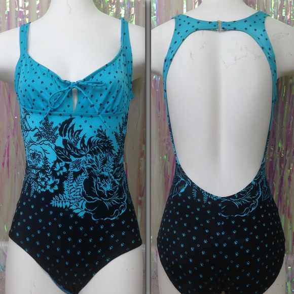 9ee0c9e959315 Vintage 70s swimsuit one piece bathing suit SEARS.  M_5ab3e30cd39ca28bd12f3f3f
